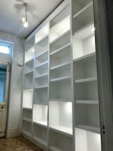 Shelving unit with lots of storage space