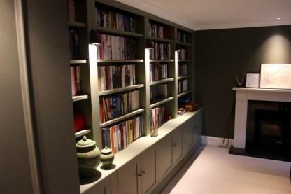 Study Bookcase in Surrey
