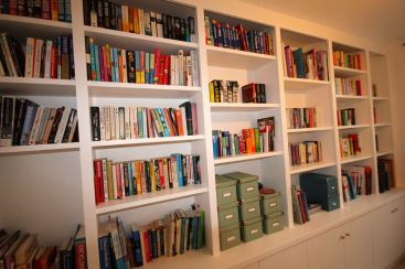 bespoke bookcases wandsworth