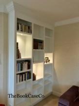 modern bookcase