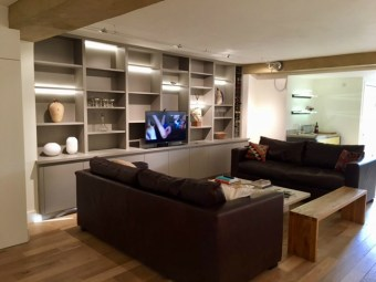 Purpose Built Media Furniture