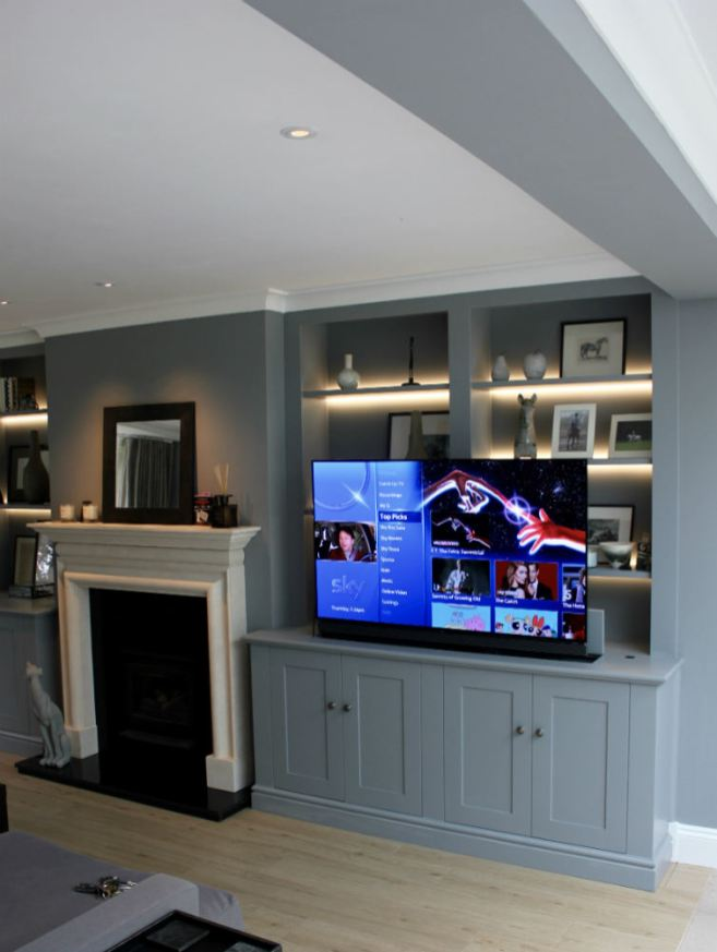 media unit built in media unit