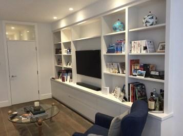 wall to wall media storage