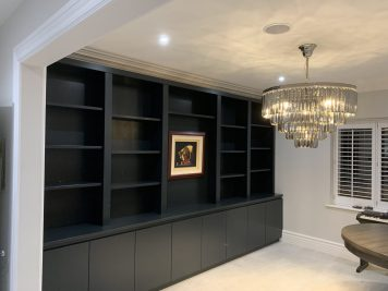Bespoke Media Storage Unit