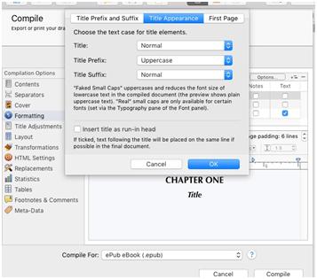 Scrivener screenshot3