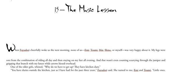 iBooks Author screenshot1