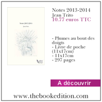 Le livre Notes 2013-2014