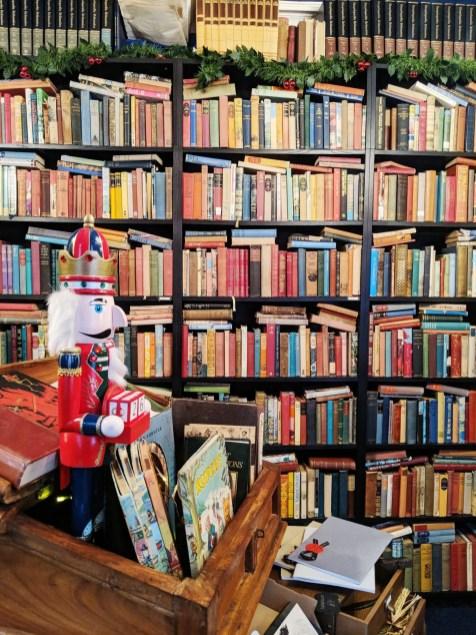 Vintage Bookshelves - Barrister's Book Chamber