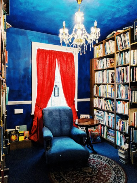 Non-fiction room Barrister's Book Chambers