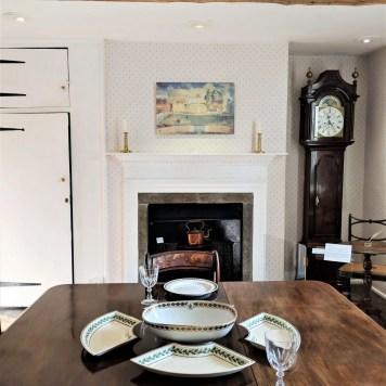 Dining Room - Jane Austen's House Museum