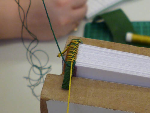 Islamic Binding Locking the secondary with the tertiary