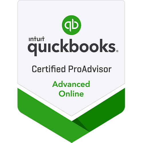 The Bookkeeping Team are QuickBooks Certified Pro-Advisors