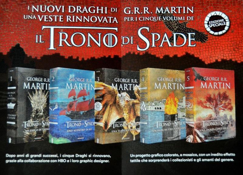 Edizione da collezione de Il Trono di Spade (Game of Thrones)