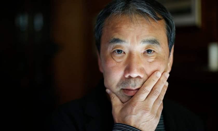 """L'autore de """"L'assassinio del commendatore"""" Murakami Haruki"""
