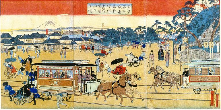 il naturalismo giapponese