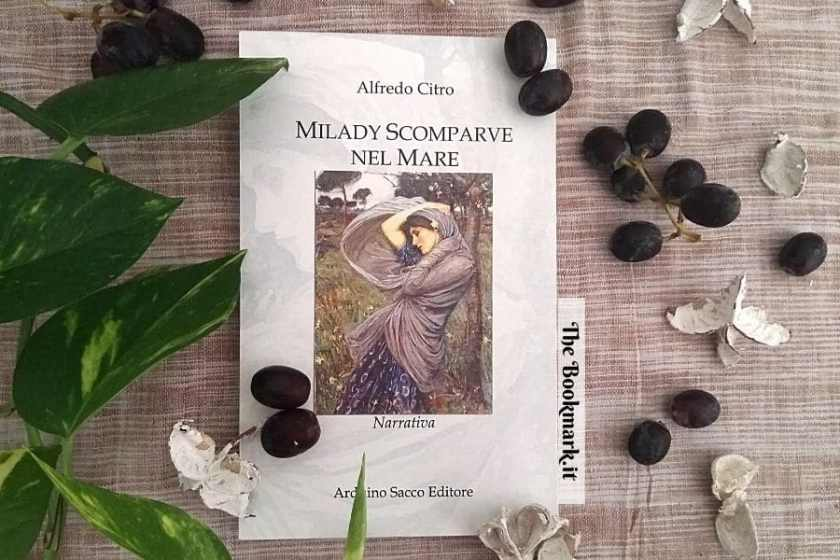 Milady scomparve nel mare