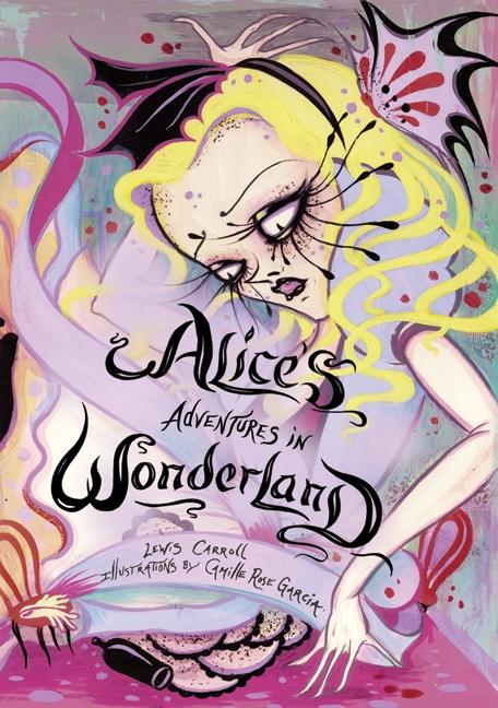 Alice's Adventures in Wonderland - Garcia