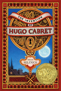 Book Review The Invention Of Hugo Cabret By Brian Selznick