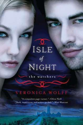 Book Review Isle Of Night By Veronica Wolff