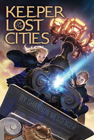 Joint Review: Keeper of the Lost Cities by Shannon Messenger |