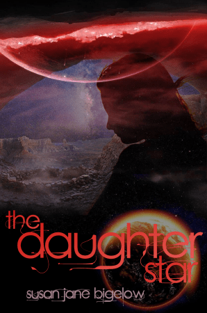 The Daughter Star web cover