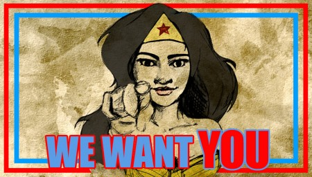 We Want YOU (WW)