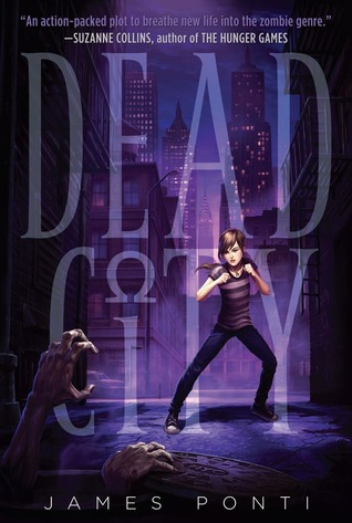 Book Review: Dead City by James Ponti |
