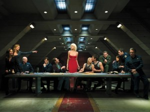 Battlestar Galactica (s4)