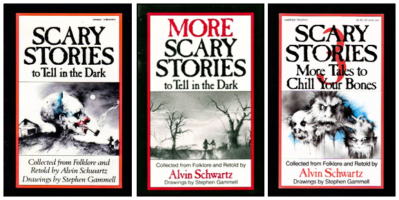Scary Stories to Tell in the Dark (3)