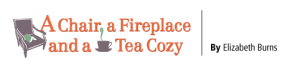 A Chair a Fireplace and a Tea Cozy
