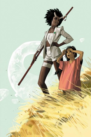 Saga (vol 15) Cover