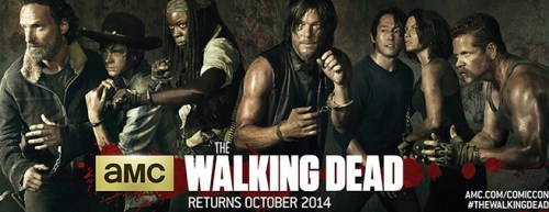 The Walking Dead Season 5 SDCC