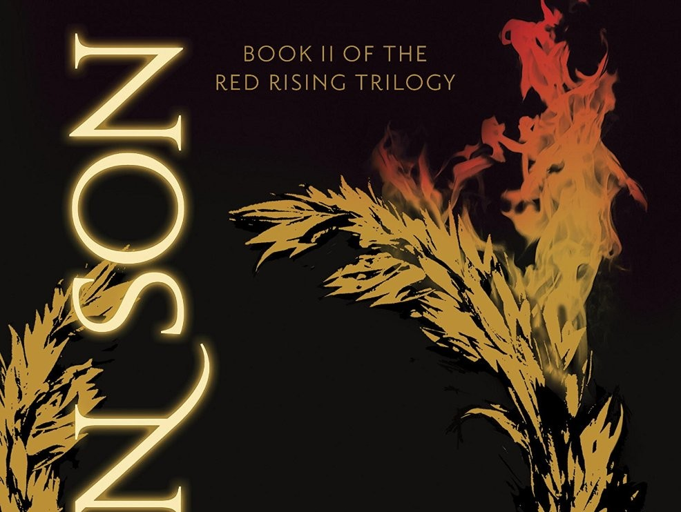 Book Review Golden Son By Pierce Brown