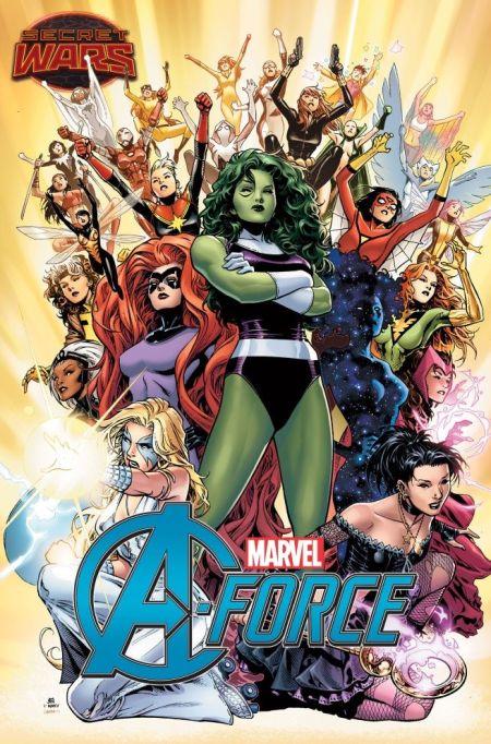 Avengers A-Force