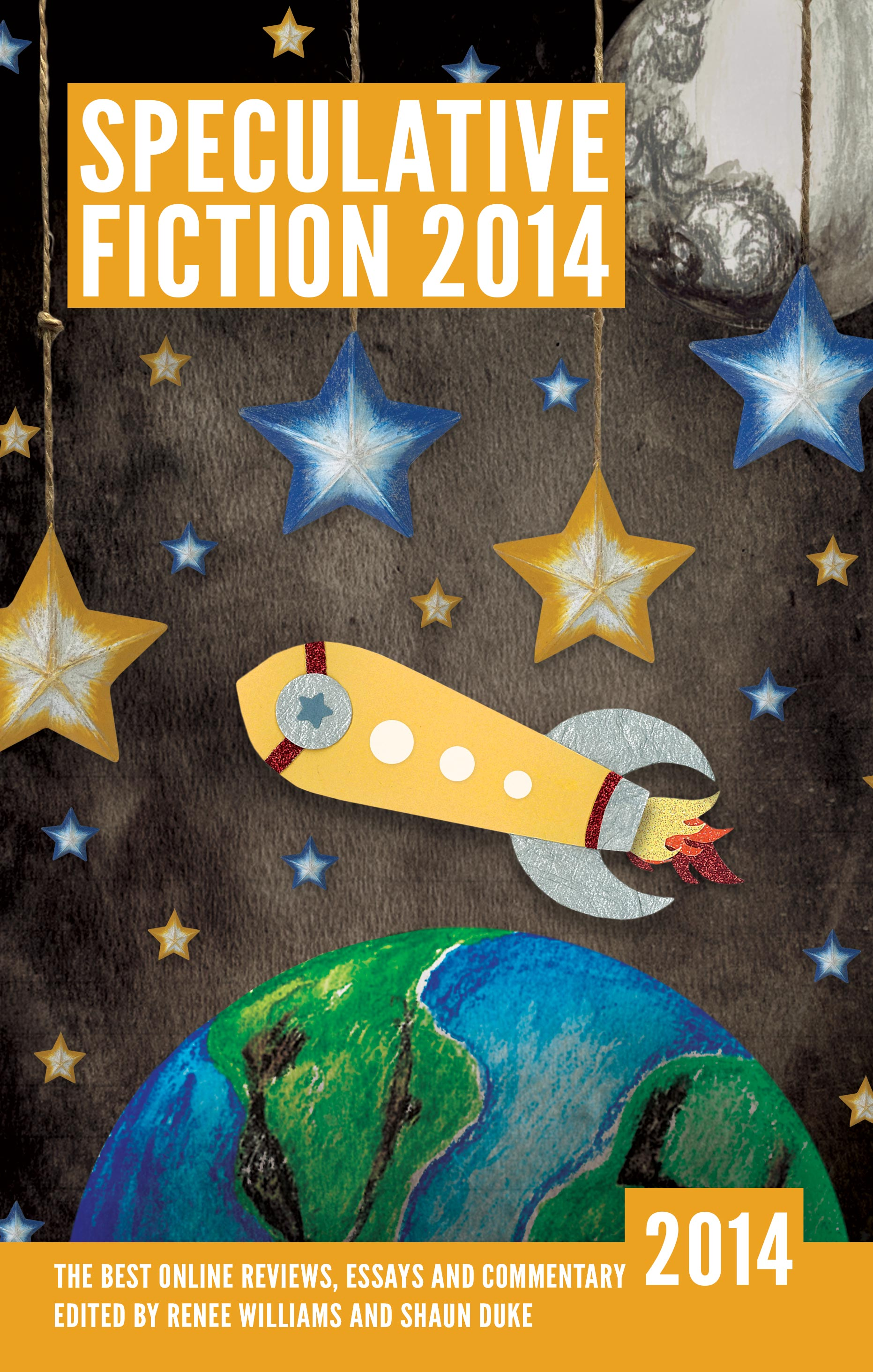 Speculative Fiction 2014 - OUT NOW! (& Giveaway) |