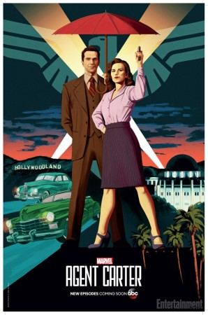 Agent Carter Goes to Hollywood