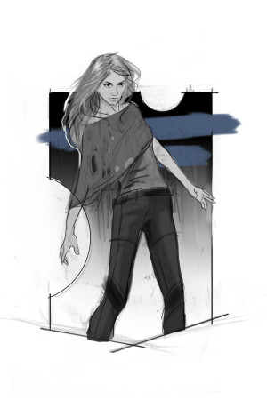 Silverwyng - Art by Kirbi Fagan