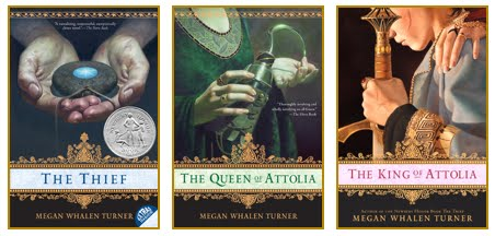The Queen's Thief Series