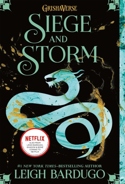 Grishaverse Re-read: SIEGE AND STORM by Leigh Bardugo