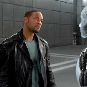 Photo of Will Smith in I, Robot