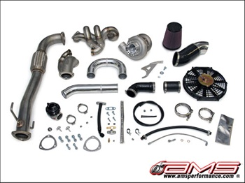AMS Performance PT5858 Turbo Kit 2001-2007 Mitsubishi Evo