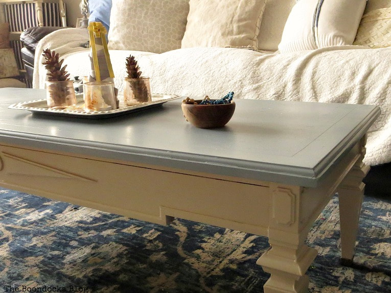 how to re invent your old coffee table