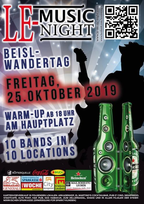 LE Music Night with The Borderlords