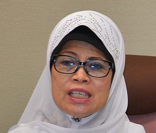 Datuk Fatimah Abdullah