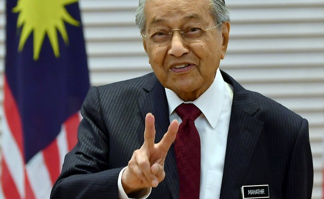 World Recognises Dr Mahathir S Influence Leadership