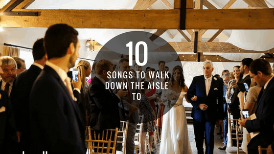 10 songs to walk