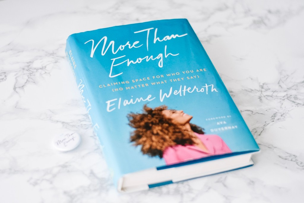 More than Enough Book by Elaine Welteroth