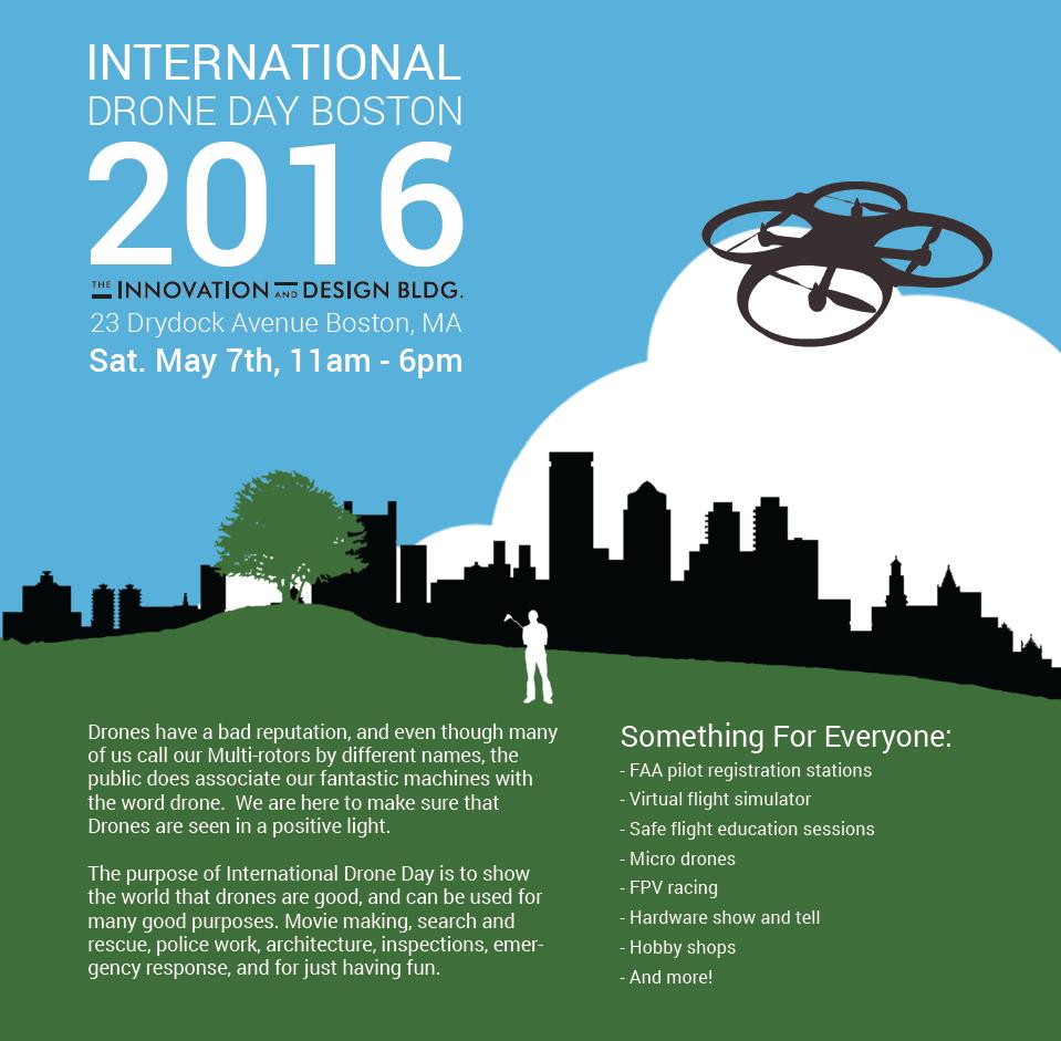 international drone day boston