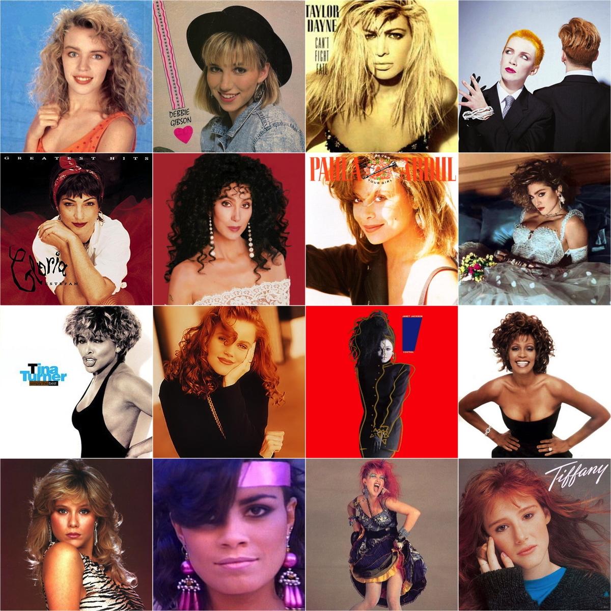 Hot Ladies Of The 80s Brunch 043017