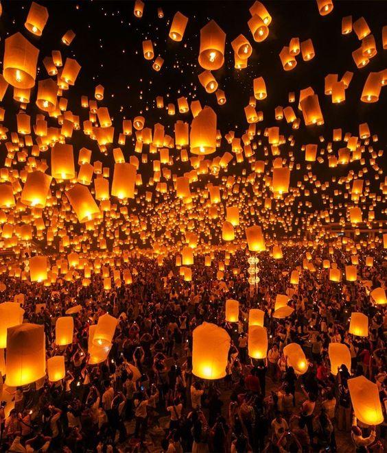 The Mid Autumn Lantern Festival 081619